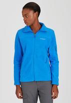 Columbia - Fast Trek II Fleece Jacket Mid Blue