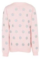 See-Saw - Cardigan Mid Pink