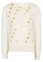 See-Saw - Knitted Jumper Cream