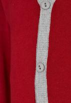 See-Saw - Cardigan Red