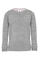 Rebel Republic - Knitted Jumper Grey Melange