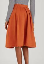 GOOD CLOTHING - Grace Skirt Orange