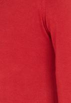 Rebel Republic - Knitted Jumber Red