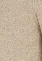 Rebel Republic - Knitted Jumber Stone/Beige