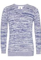 Rebel Republic - Knitted Jumber Blue