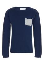 See-Saw - Knitted Jumper Navy