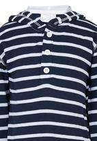 See-Saw - Hooded Henley Navy