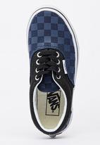 Vans - Era Sneaker Black and Blue