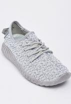 Tom Tom - Lace-up Sneakers Grey
