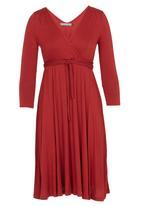 Bukamina - Winter Dress Orange
