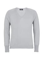 Rob Roy - Long Sleeve V-Neck Grey