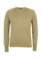 Rob Roy - Long Sleeve Crew Neck Khaki Green