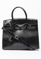 Moda Scapa - Structured Tote Bag Black