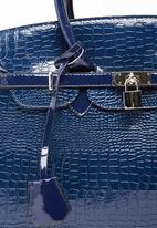 Moda Scapa - Structured Tote Bag Navy