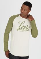 Levi's® - Baseball T-Shirt 2 Elesco Bisque Multi-colour
