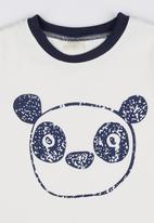 POP CANDY - Panda Bear Tee White