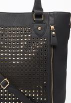 Moda Scapa - Shimmer Shopper Bag Black