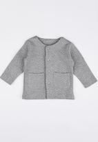 POP CANDY - Long Sleeve Coat Grey