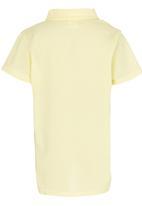 POP CANDY - Boys Golfer Yellow