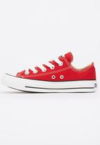 SOVIET - Viper Low Cut Canvas  Red