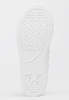 SOVIET - Viper Low Cut Canvas Mono  White