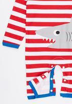 POP CANDY - Shark Long Sleeve Jumper Multi-colour