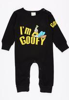 POP CANDY - Goofy Bodysuit Black