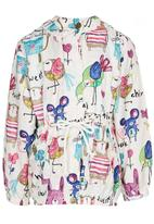 POP CANDY - Toddler Hooded Jacket Multi-colour
