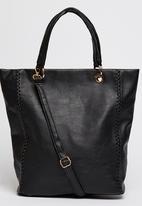 London Hub - Classic Shopper Bag Black