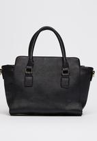 London Hub - Classic Tote Bag Black