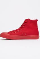 Levi's® - Basic High Top Sneaker Red