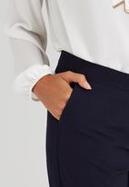 edit - Straight Leg Pants Navy