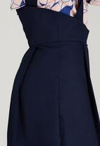 adam&eve; - Spencer Tulip Skirt Navy