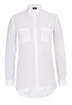 STYLE REPUBLIC - Boyfriend Shirt White