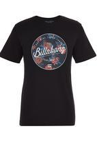 Billabong  - Rounder SS Tee Black