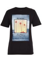 Billabong  - Floating SS Tee Black