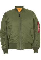 Alpha Industries - MA-1 Classic Bomber Mid Green