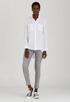 STYLE REPUBLIC - Boyfriend Shirt White