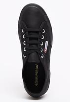 SUPERGA - Basic Canvas Sneakers Black