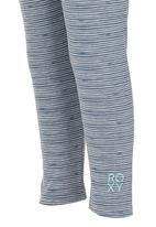 Roxy - Beach Strings - Leggings Blue and Grey