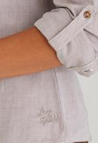JEEP - Flannel Blouse Neutral