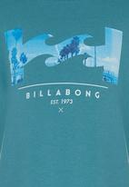 Billabong  - Traverse Tee Dark Green