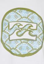 Billabong  - Looped Tee White