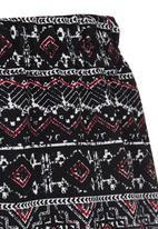 Rebel Republic - Bodycon Skirt Multi-colour