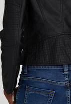 STYLE REPUBLIC - Moto Jacket Black