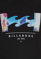 Billabong  - Traverse Tee Black
