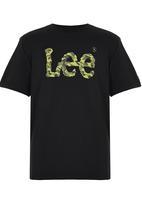 Lee  - Camo Tee Black