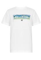 Billabong  - Frontliner Tee White