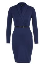 STYLE REPUBLIC - Suit Dress Navy