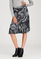 Sway - Traveler Skirt Grey Melange